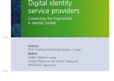 e-Identity White Paper: Digital Identity Service Report