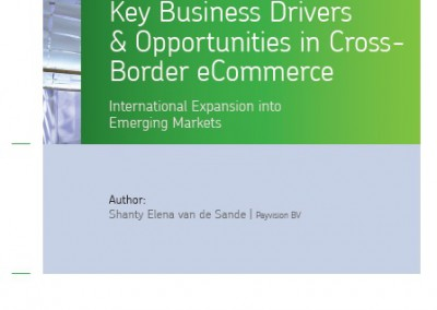Rapport: Key Business Drivers and Opportunities in Cross-Border eCommerce