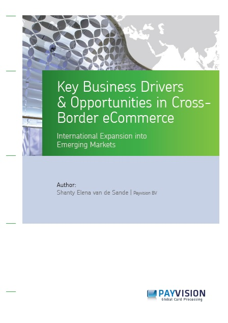 White Paper: Key Business Drivers and Opportunities in the eCommerce Industry