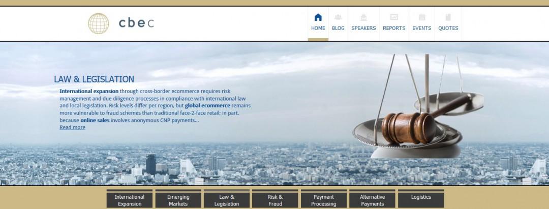 Web Content Cross-Border eCommerce Law and Legislation