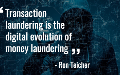 Transaction Laundering; the Digital Evolution of Money Laundering