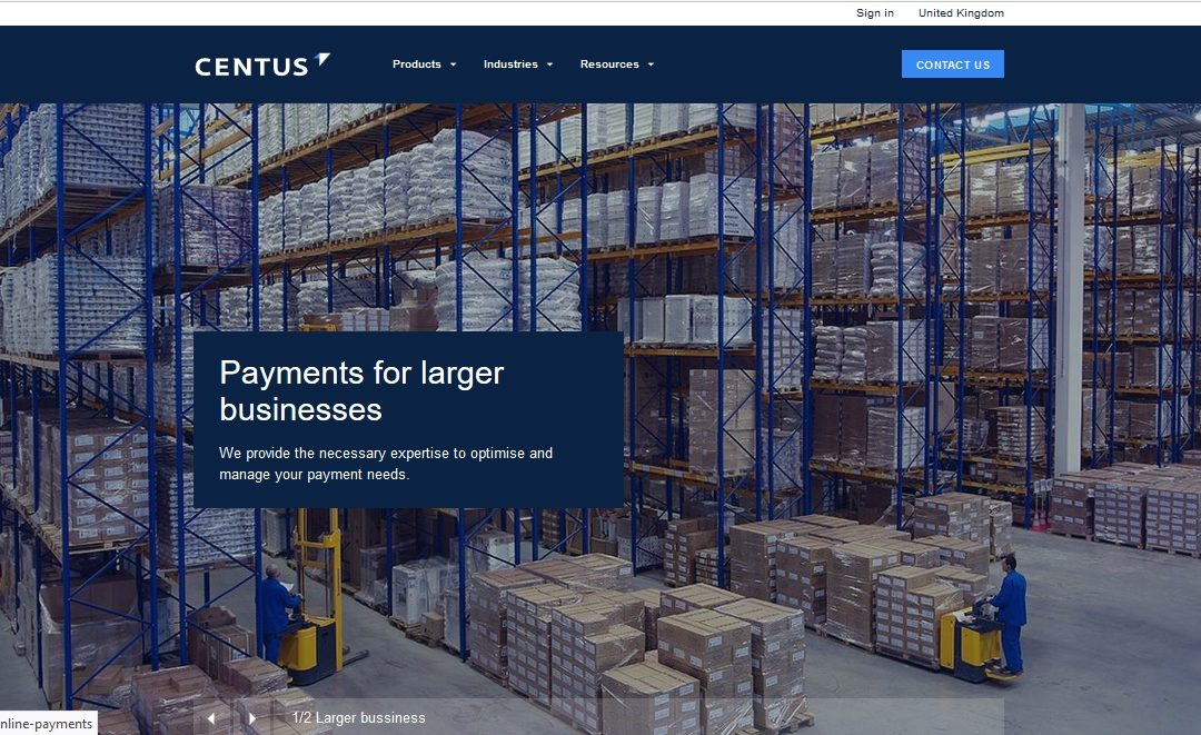 Payment Guides for Centus Payments Hub