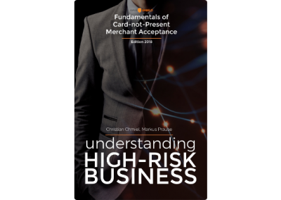 Redacteur van Web Shield's 3rde Boek: Understanding High-Risk Business