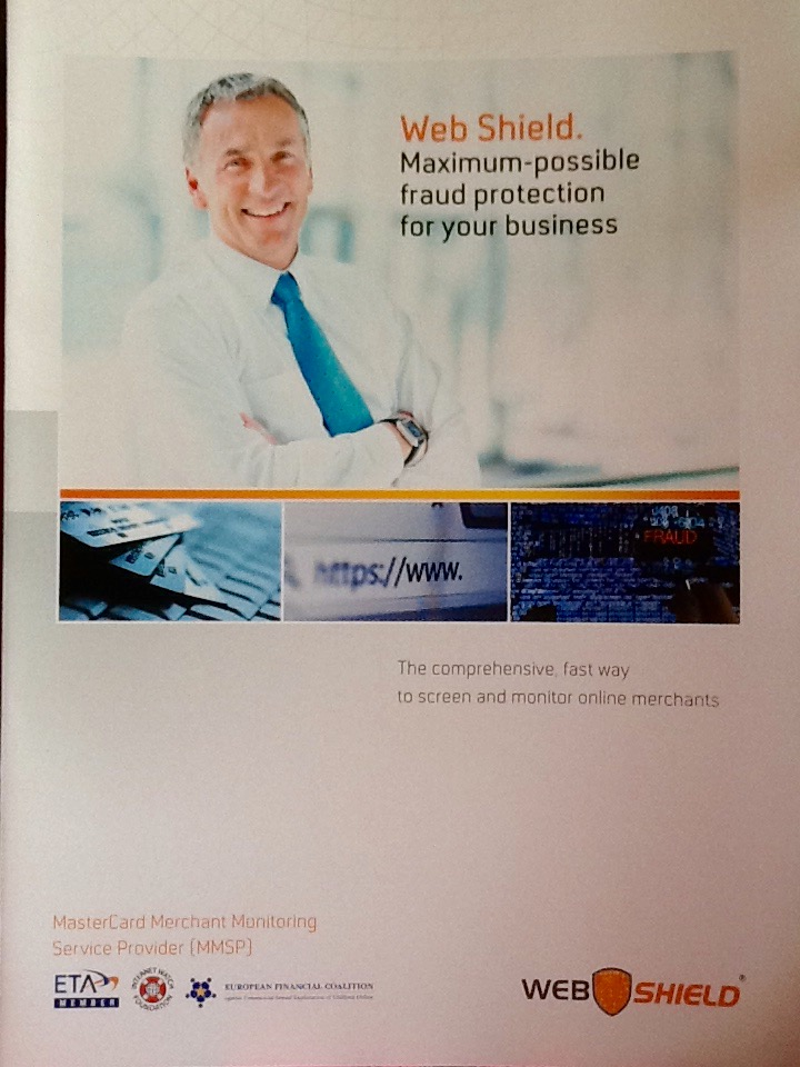 Web Shield Maximum Fraud Protection Brochure