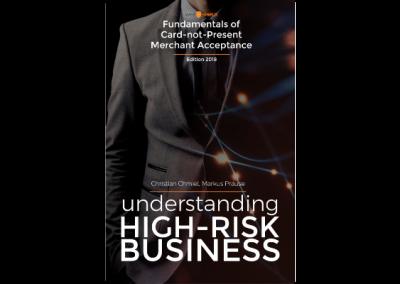 Redacteur van Web Shield's 3rde Boek: Understanding High-Risk Business