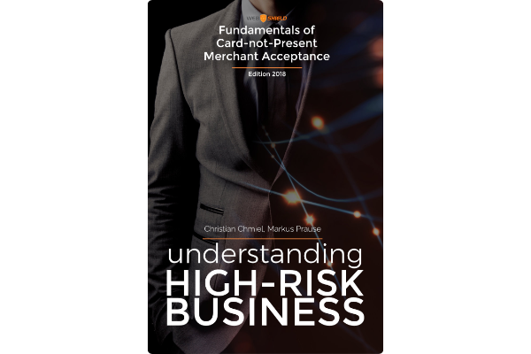 Editing Web Shield's 3rd Book, titled: Understanding High-Risk Business