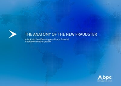 The Anatomy of the New Fraudster